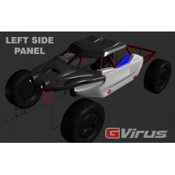G-Virus Left side panel
