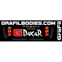 Decals G-Dakar kit