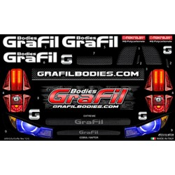 G-Extreme Cobra Raptor decal set