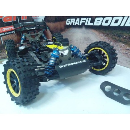 Front Buggy Bumper for LOSI 5ive - Type 1