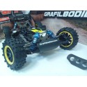 Front Buggy Bumper  (Type 1)   for LOSI 5ive G-MAGMA